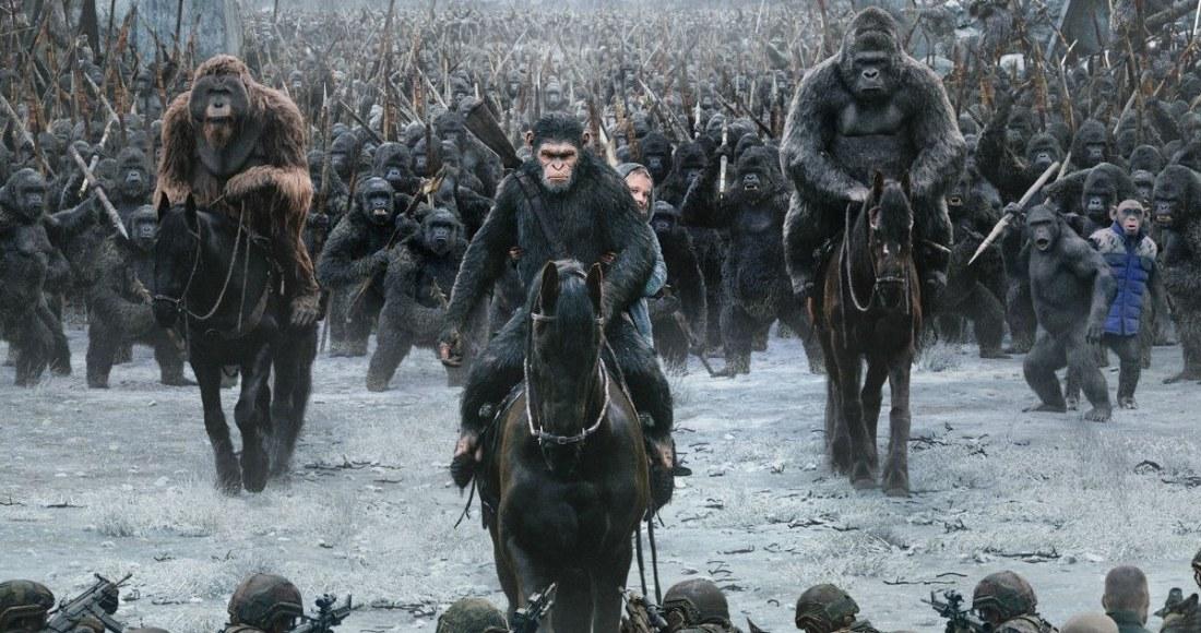 Resultado de imagen para La guerra del planeta de los simios